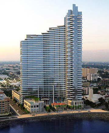 Paramount bay 39 s posh apartments on the market for Paramount on the bay