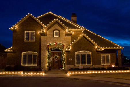 Christmas Homes a real estate christmas? decorating client's homes for the holidays