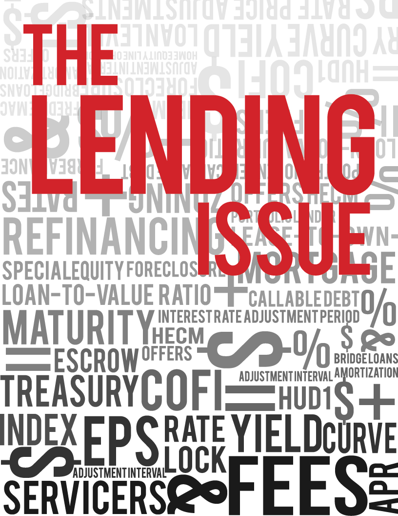 The Lending Issue - 3.17.14