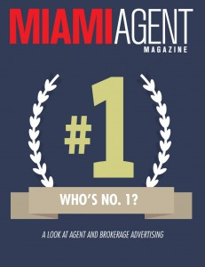 Who's No. 1 in Miami: A Look at Agent and Brokerage Advertising - 10.18.14