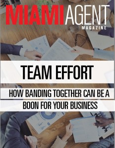 TEAM EFFORT: Banding Together Can Be a Boon for Your Business – 7.27.15