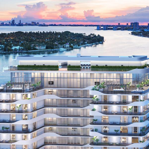 Monaco Yacht Club and Residences, Miami